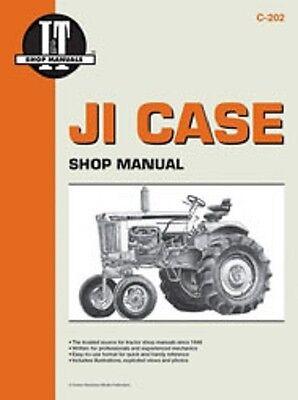 It Shop Manual For Ji Case 430 440 470 530 540 570 630 640 730 830 930 1030