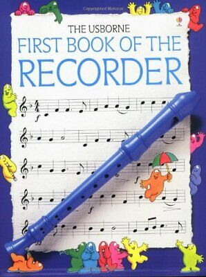 First Book of the Recorder (First Music) by Hooper, Caroline Paperback Book