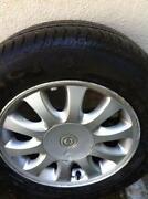 Chrysler Voyager Reifen
