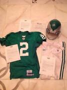 Eagles Game Worn