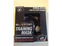 Elevation Training Mask- Simulates High Altitide Training for MMA & Boxing