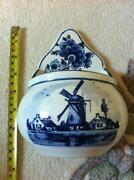 Delft Vase