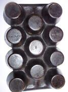 Antique Muffin Pan