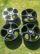 17 Black Alloy Wheels