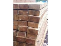 Treated Timber - (4x2) 45 x 95 x 2400mm - Single