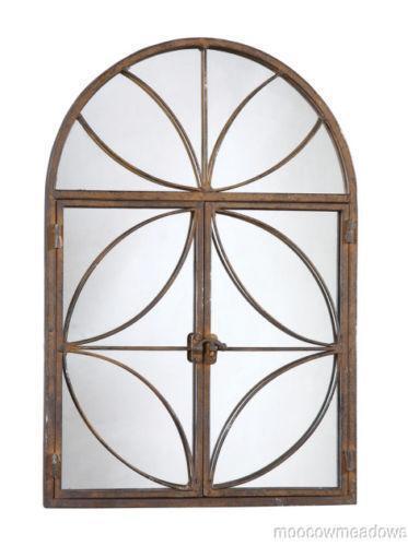 Arched Window Mirror Ebay
