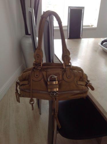 used chloe handbags