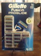 Gillette Fusion Blades 16