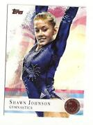 2012 Topps Olympic Shawn Johnson