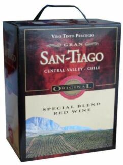 SAN-TIAGO-SPECIAL-BLEND-RED-WINE-30l-Bag-in-Box-Wein-Rotwein-Chile