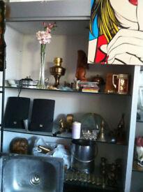 shop display cabinet tall -2110mm High 1140 Wide - 500mm Deep