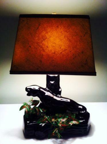 Vintage Cat Lamp Ebay