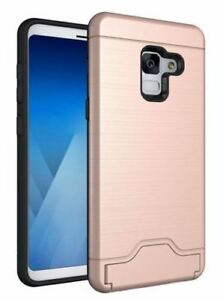 Brand New Samsung A8 case with ID card slot