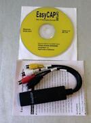 USB Video Capture Adapter