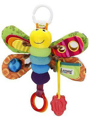 Firefly Spielzeug (Lamaze Freddie das Glühwürmchen Firefly, Play & Grow Motorik Baby Spielzeug)