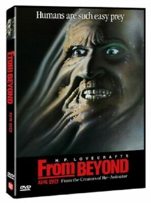 [DVD] From Beyond (1986) Jeffrey Combs *NEW