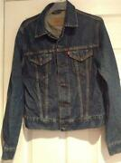 Womens Vintage Denim Jacket