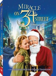 Miracle on 34th Street-2 DVD SET-Excellent condition