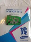 Samsung Olympic Pin