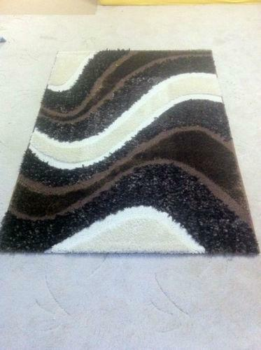 Teppich Hochflor Glitzer  eBay