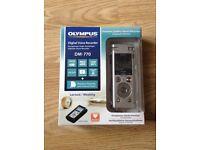 Olympus Digital Voice Recorder DM-770 (brand new unused RRP £170)