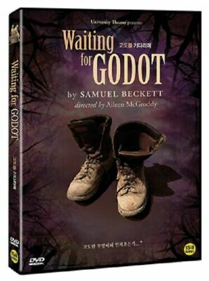 [DVD] Waiting for Godot (2001) Barry McGovern *NEW