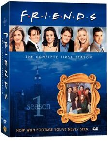 Friends & Ellen DVDs Season 1