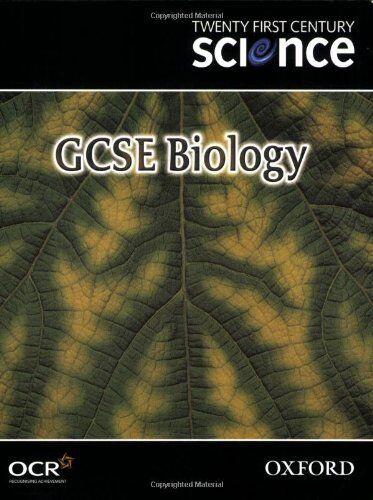 Twenty First Century Science: GCSE Biology Textbook (Gcse 21st Century Science)