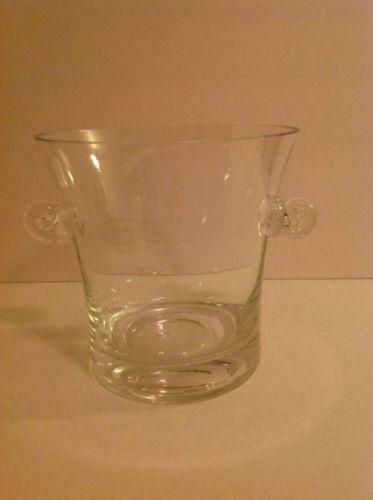Tiffany Crystal Ice Bucket Ebay