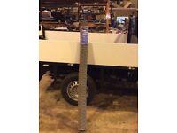 Galvanised Chicken Wire 1800mm x 50mm x 25m 19 Gauge