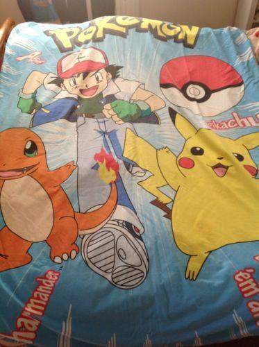 King Size Pokemon Bedding