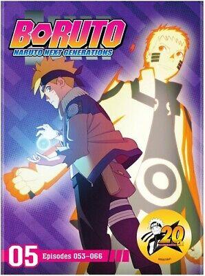 Usado, Boruto: Naruto Next Generations Set 5 DVD comprar usado  Enviando para Brazil