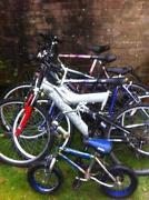 Joblot Bikes