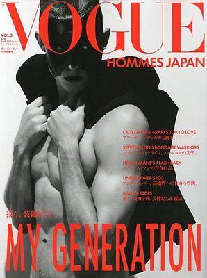LADY GAGA NOBUYOSHI ARAKI VOGUE HOMMES JAPAN 2009 Hedi Slimane Steven Klein