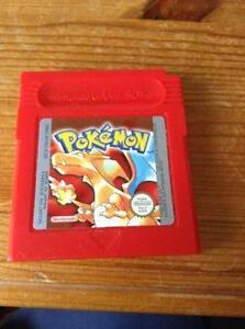 Pokemon red