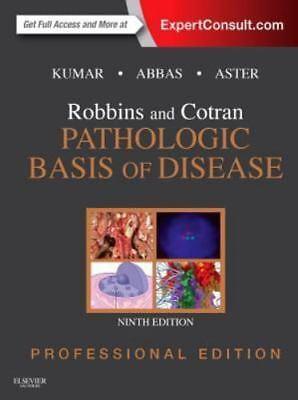 Robbins & Cotran Pathologic Basis of Disease ( 2 Vol Set) International (Robbins & Cotran Pathologic Basis Of Disease)