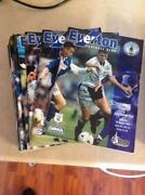 Football Programme Collections