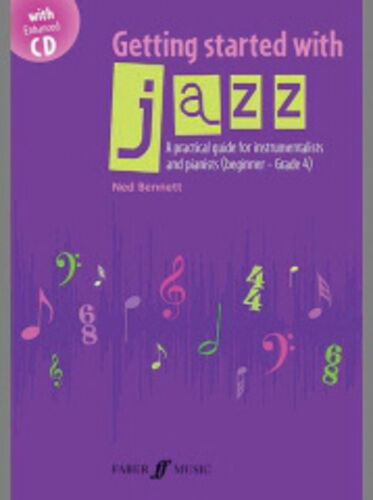 Getting started with jazz (with ECD); Books: Faber Music, 0571524044 - 571524044