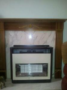 New Gas Fires And Surrounds