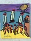 Peter Robert Keil 1970-1989 Art Paintings