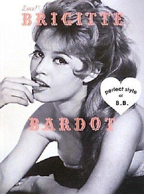Photo Book BRIGITTE BARDOT Love perfect style Vol.2 All about B.B fashion F/S