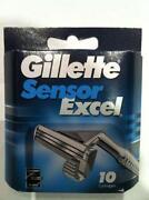 Gillette Sensor Excel