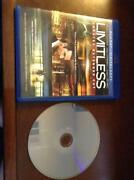 Limitless Blu Ray