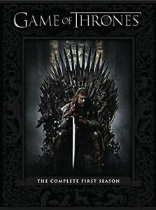 GAME OF THRONES SAISON SEASON 1 & 2