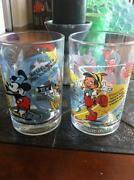 McDonalds Disney Cups