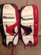 Heaton Goalie