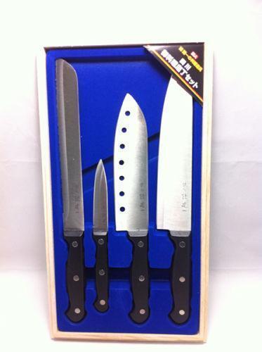 Butcher Knife Set Ebay