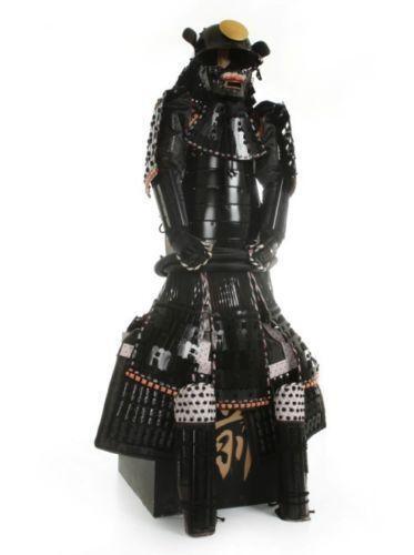 Wearable Samurai Armor Ebay