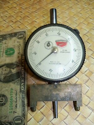 Coburn Rocket Gage Gauge Optometrist Optometry Tool Sagitta