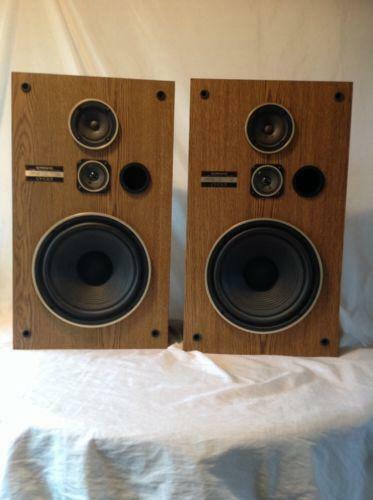 Pioneer floor speakers ebay for 12 inch floor speakers